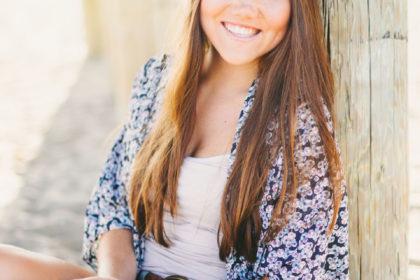 michelle roller photography high school senior portrait