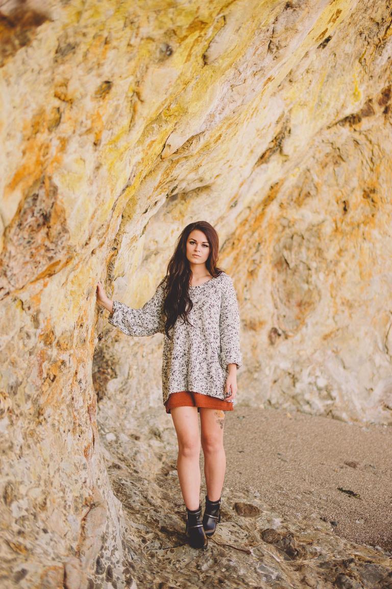 pismo beach portraits