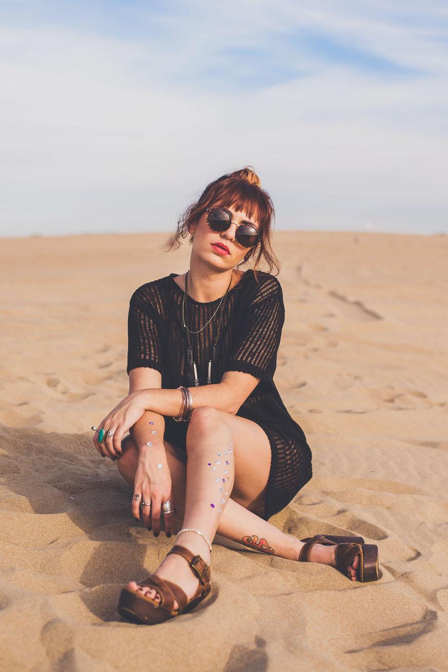 Dusty Dunes San Luis Obispo Fashion Portraits 187 Michelle
