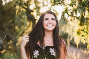 Atascadero senior photographer