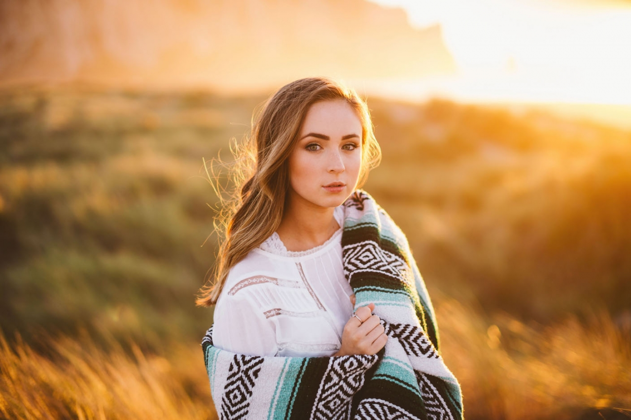 morro bay senior portraits