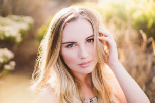 san luis obispo senior session