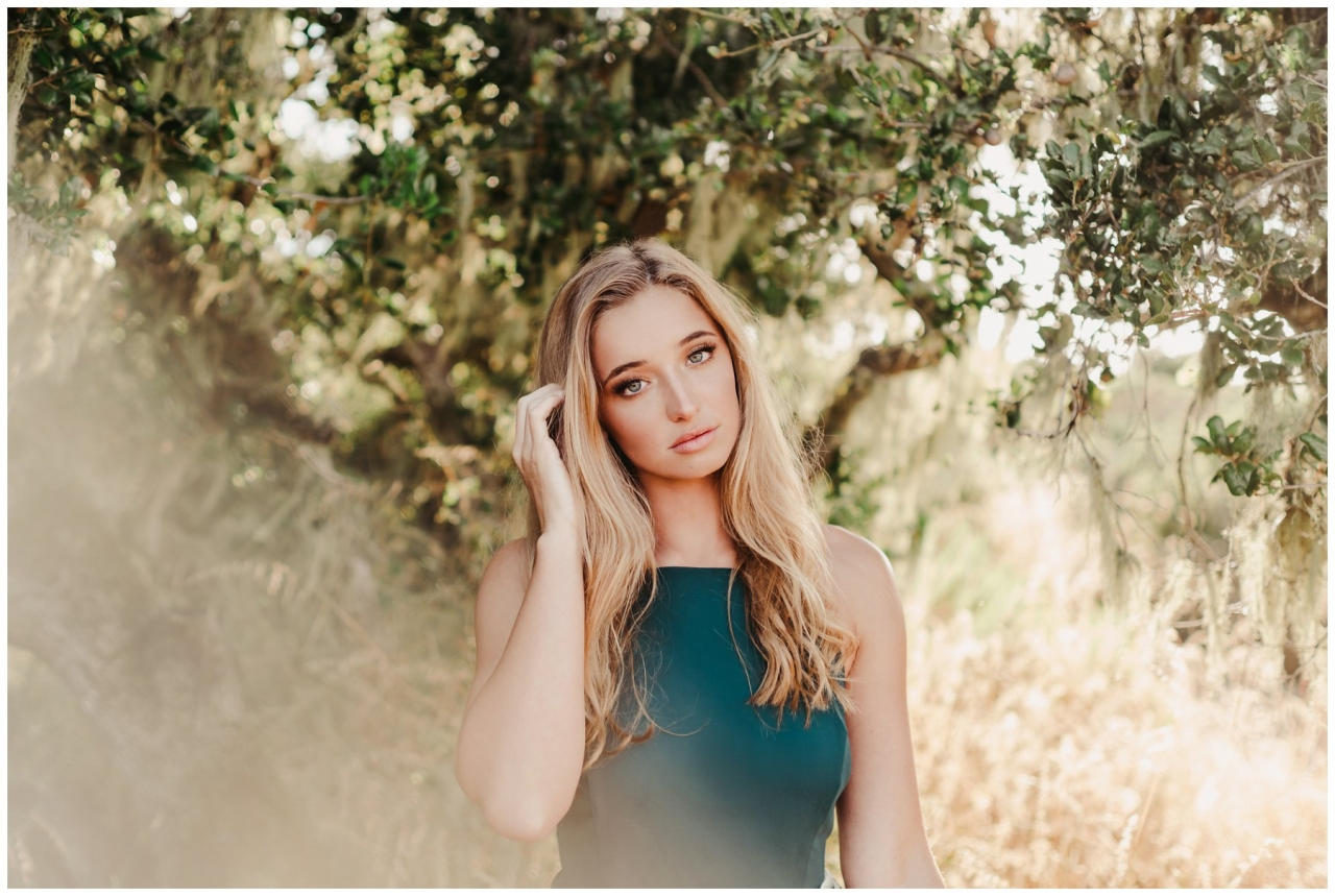 Atascadero senior portrait photographer