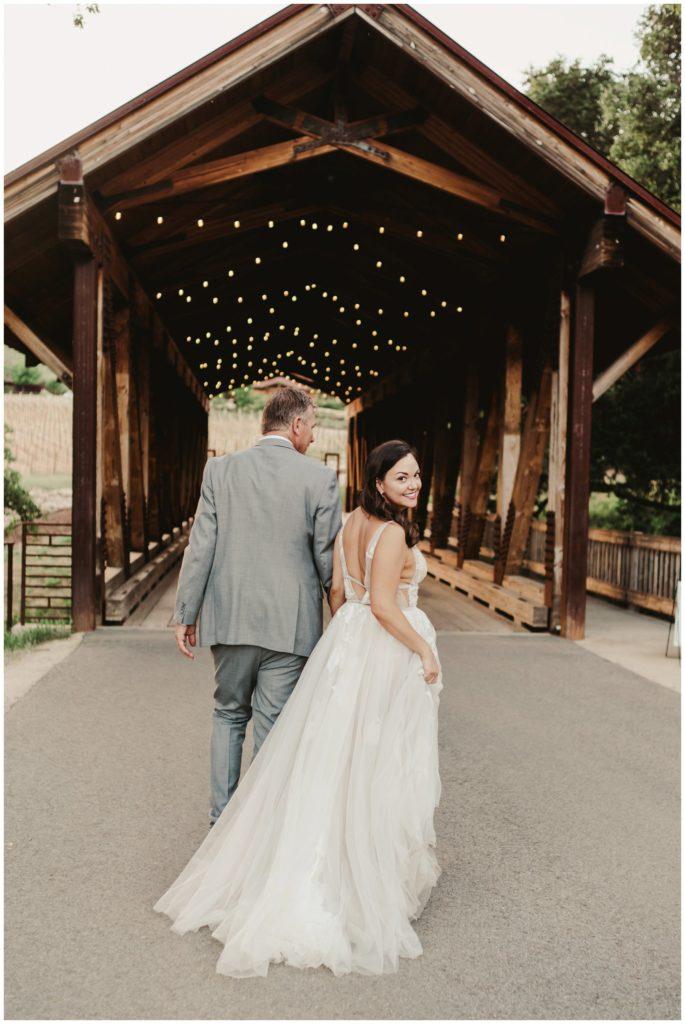 halter ranch wedding photographer